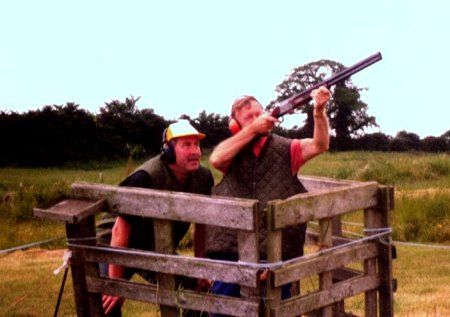 Real Clay Pigeon Shooting